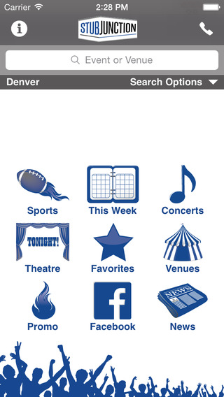StubJunction Tickets - Sports Concerts Theater Tickets