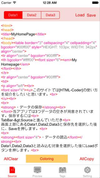HTML-Coder