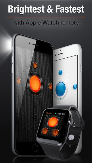 iTorch Flashlight - Led Flash Light for iPhone