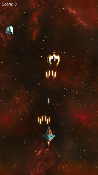 Space Fighter 2015