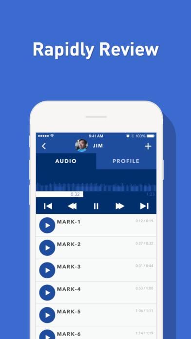 Pio Smart Recorder Screenshot