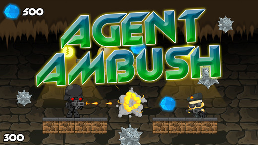 Agent Ambush – Special Agents on a Secret Mission