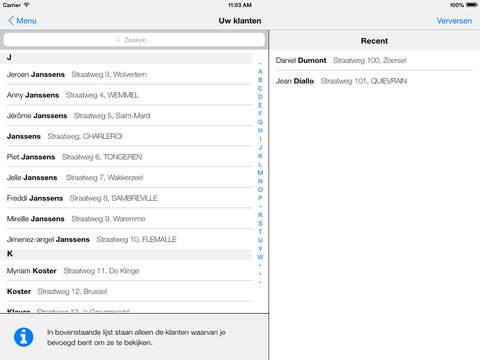 Minimax CRM App