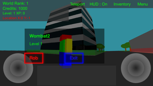 Hack24 3D MMO