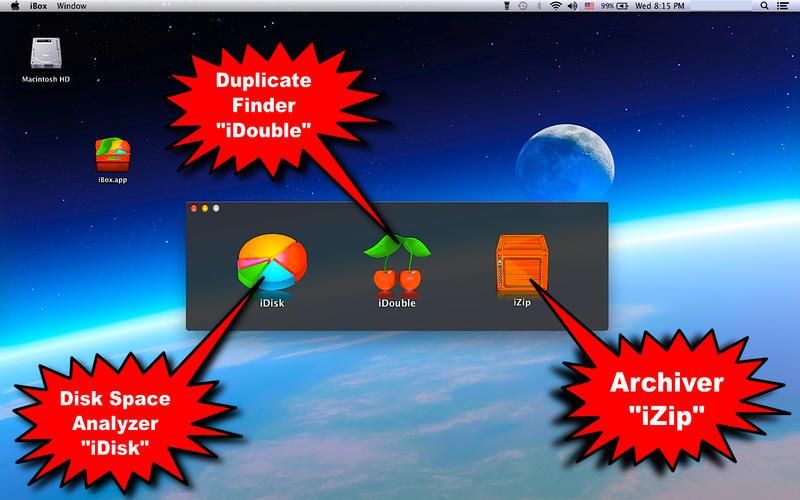 iBox Free Screenshot - 5