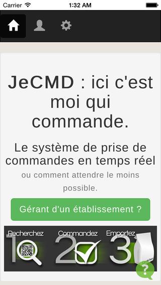 JeCMD : ici c'est moi qui commande.