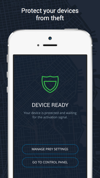 Prey Anti Theft – Security Tracking and Find your iPhone or iPad