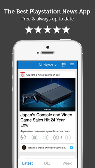Newsfusion - PS Unofficial News Edition - PS4 and Playstation News Rumors and Reviews
