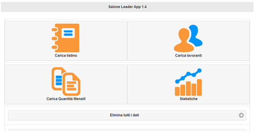 Salone Leader App