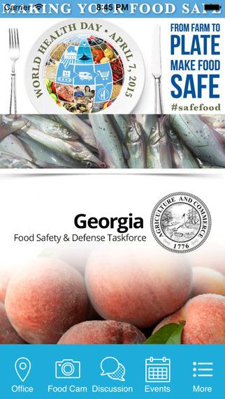 Georgia Food Safety Task Force