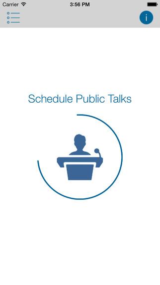 Public Talks