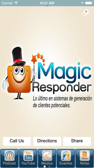 Magic Responder Esp