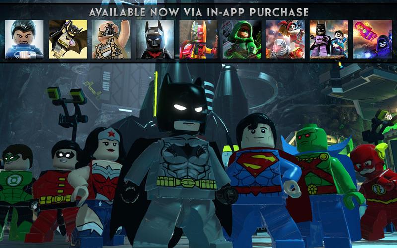 LEGO Batman 3 Screenshot - 1