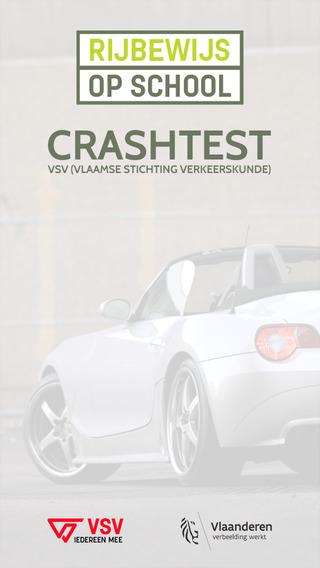 Crashtest Rijbewijs op School