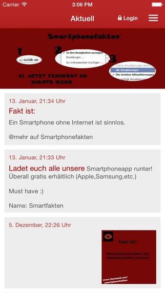 Smartphonefakten