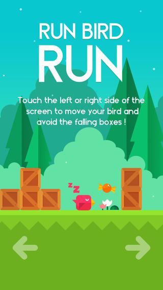 小鸟快逃:Run Bird Run