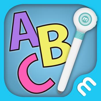 Mozbii - Letter and Number Learning LOGO-APP點子