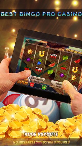 Best Bingo Pro Slots Casino - FREE Slot Game Solitaire Vegas