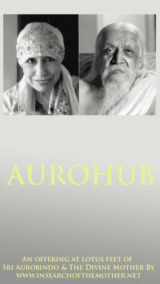 AuroHub - Answers from Sri Aurobindo The Mother