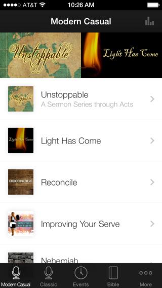Fair Oaks Church App