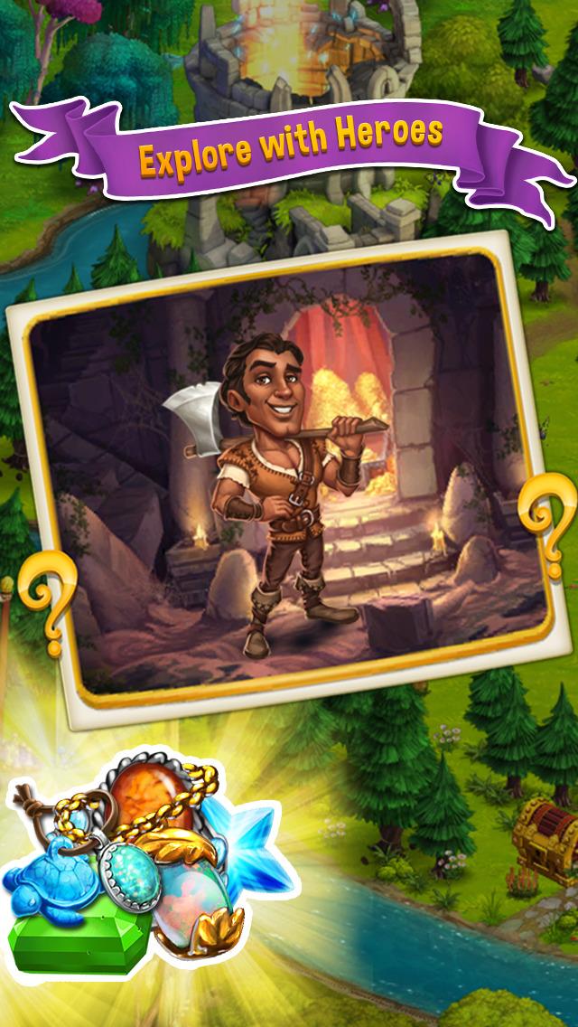 CastleVille Legends screenshot 5