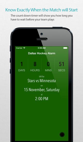 Dallas Hockey Alarm