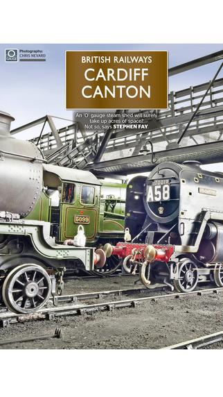 Model Rail magazine app