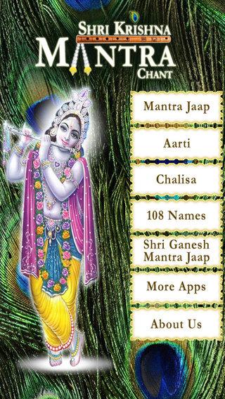 Krishna Mantra Jaap Pro
