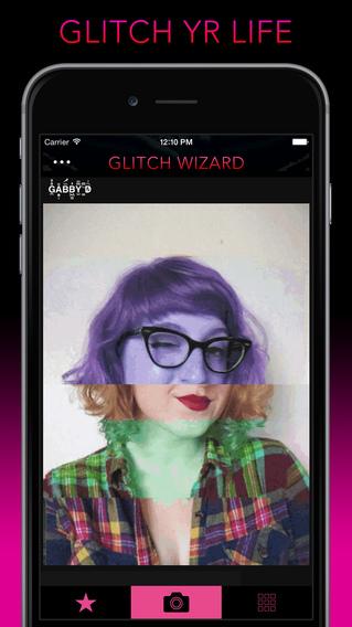 故障图:Glitch Wizard – Databent GIF Creator