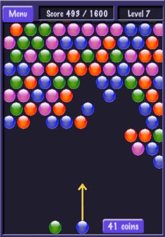 Screenshot 1 Bubble Shooter - Totally Addictive!