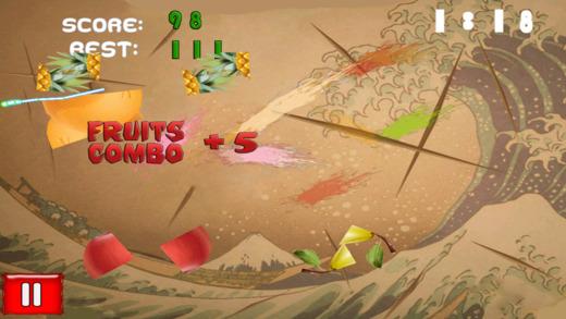 Samurai Ninja Land - Jump And Run In A Fruit Clumsy World FREE