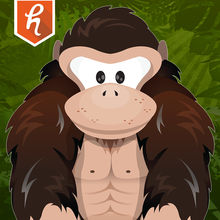 Gorilla Workout: Fitness Aerobic Strength and Exercise Trainer Program on a Budget - iOS Store App Ranking and App Store Stats