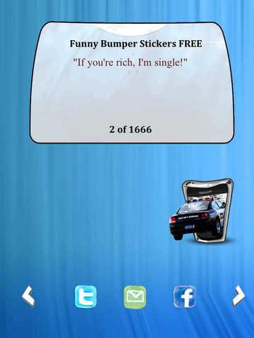 免費下載娛樂APP|Funny Bumper Stickers FREE app開箱文|APP開箱王