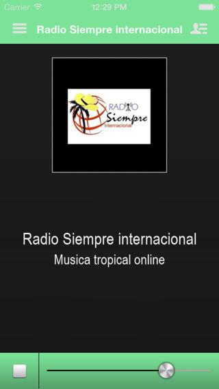 Radio Siempre internacional