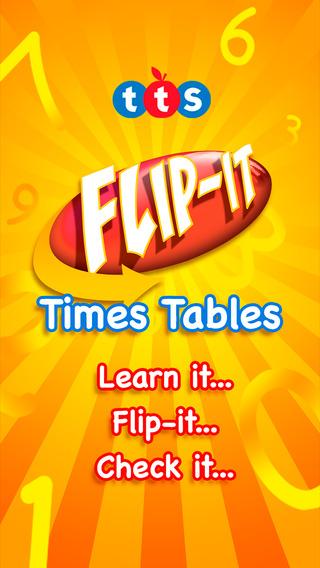 Flip-It Maths: Times Tables School VPP Version