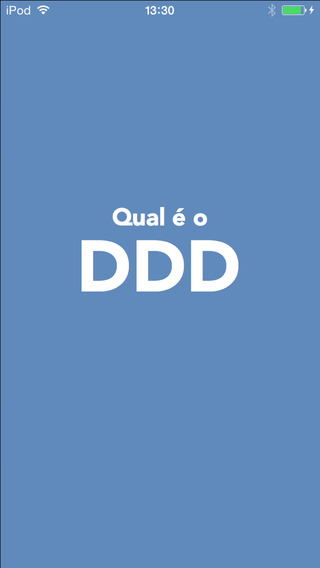 Qual é o DDD