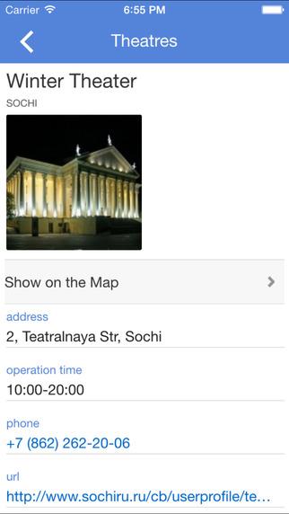 Sochi Screenshots