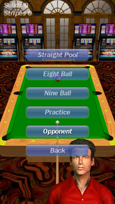 Vegas Pool Sharks iPhone Screenshot 1