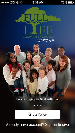 Full Life Community Church