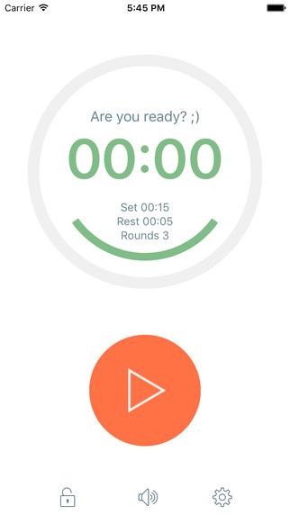 FunFit Timer