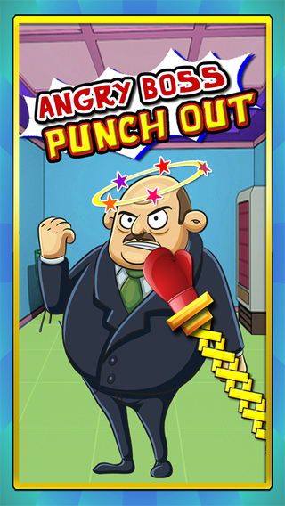 Angry Boss Punch-Out Fight : Hard-Time Stress Relief Office Duel FREE