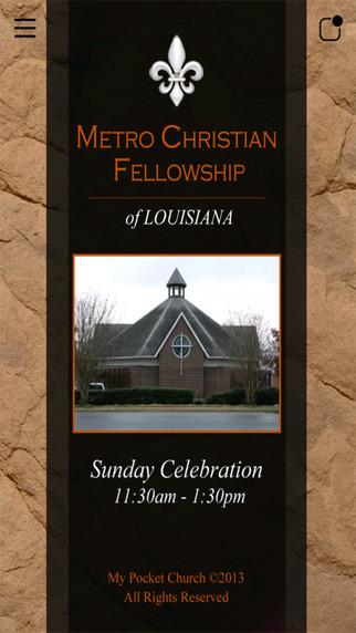 Metro Christian Fellowship of NOLA