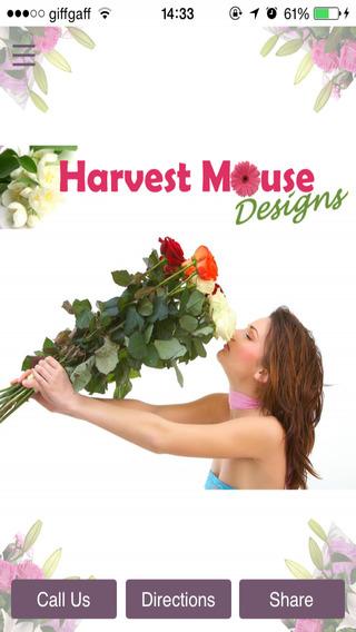 Harvest Mouse Florist