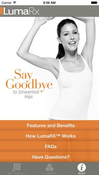 LumaRx IPL Hair Removal System