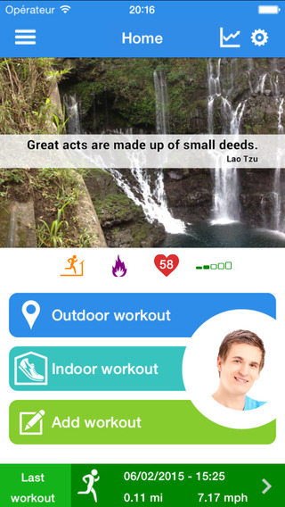 SportyCloud – Running cycling fitness. Workouts GPS and indoor manager.