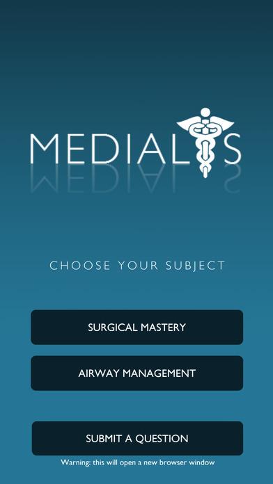 Medialis Screenshots