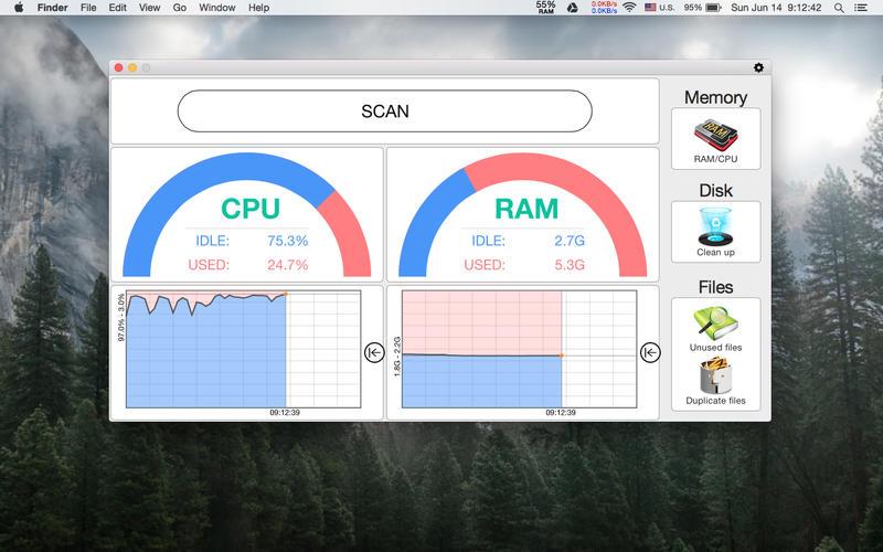 Duplicate Booster Screenshot - 1