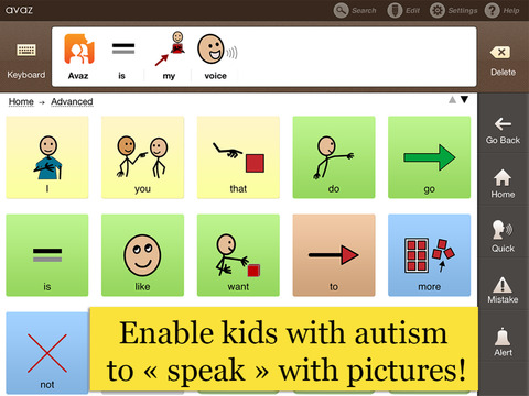 iPads Helping Kids With Autism Learn To Speak - Disability ...