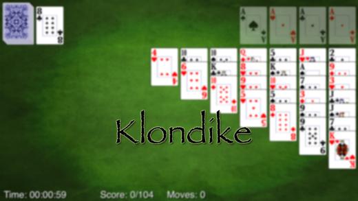 Klondike - Solitaire