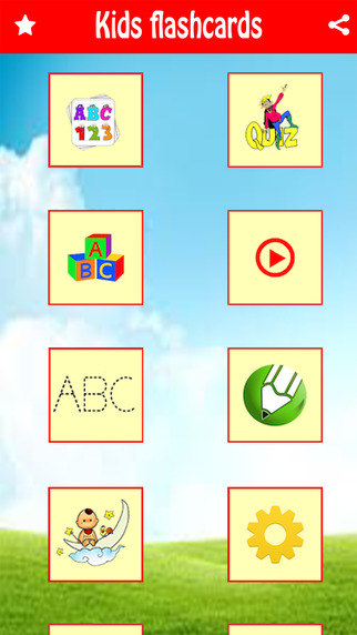 ABC Learning For Kids Using Flashcards Video Drawing and Lullabies